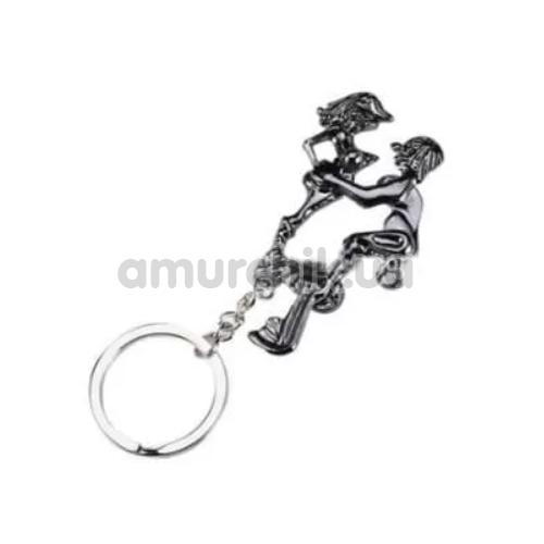 Брелок Funny Sexy Keychain, черный