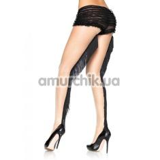 Колготки Sheer Pantyhose W/ Fringe Backseam, телесные - Фото №1