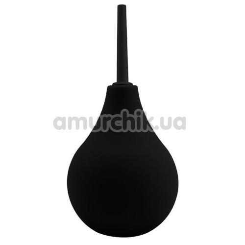 Интимный душ Black Mont Easy Clean Enema, черный - Фото №1