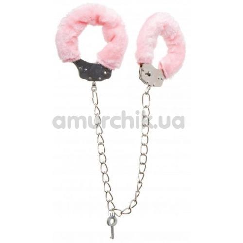 Поножи Loveshop Ankle Cuffs, розовые - Фото №1