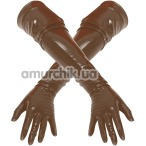 Перчатки Late X Handschuhe, коричневые