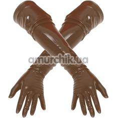 Перчатки Late X Handschuhe, коричневые - Фото №1