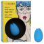 Клиторальный вибратор Silicone Marvelous EggCiter, голубой - Фото №9
