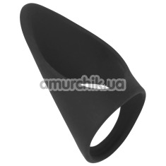 Эрекционное кольцо Malesation Cock Up, черное - Фото №1