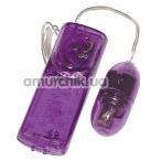 Виброяйцо Biggi Lovebullet фиолетовое - Фото №1