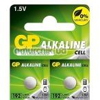 Батарейки GP Alkaline Cell LR41, 2 шт - Фото №1