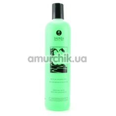 Гель для душа Shunga Bath & Shower Gel Sensual Mint - мята, 500 мл - Фото №1