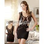 Платье Cottelli Collection Holly, чёрное