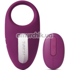 Виброкольцо Svakom Winni Vibrating Ring, фиолетовое - Фото №1