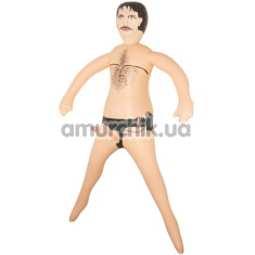 Секс-кукла Man Love Doll Vibrator - Фото №1