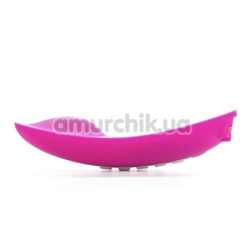 Клиторальный вибратор OhMiBod Lightshow, розовый