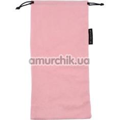Чехол для хранения секс-игрушек розовый - Фото №1