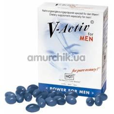 Стимулятор потенции V-Activ Potenz (20 таблеток) для мужчин - Фото №1