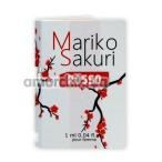 Туалетная вода с феромонами Mariko Sakuri Rosso для женщин, 1 мл