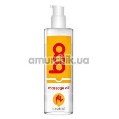 Массажное масло Boo Massage Oil Neutral, 150 мл - Фото №1