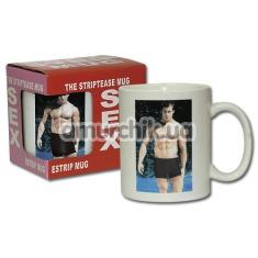Чашка Striptease Becher - мужчина - Фото №1