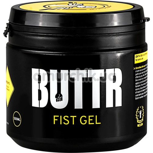 Гель для фистинга Buttr Fist Gel, 500 мл - Фото №1