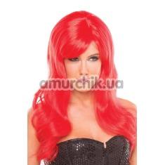 Парик Be Wicked Wigs Burlesque Wig, красный - Фото №1