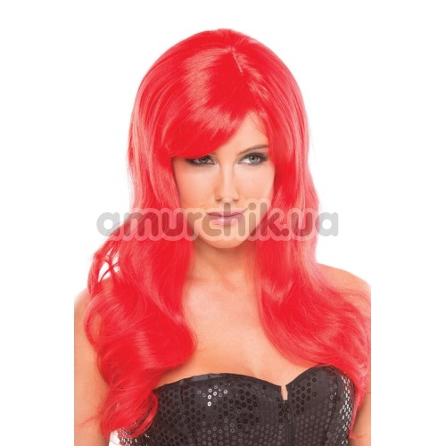 Парик Be Wicked Wigs Burlesque Wig, красный