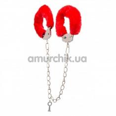 Поножи Loveshop Ankle Cuffs, красные - Фото №1