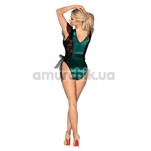Боди JSY Sexy Lingerie SO3653, зеленое