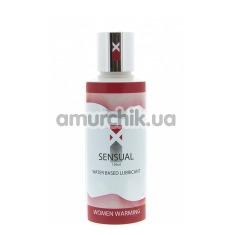 Лубрикант XSensual Water Based Lubricant Women Warming для женщин - согревающий эффект, 150 мл - Фото №1