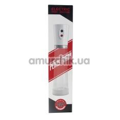 Вакуумная помпа Electric High-Vacuum, белая