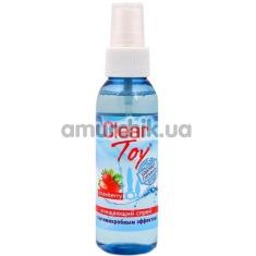 Антибактериальный спрей для очистки секс-игрушек Clear Toy Strawberry - клубника, 100 мл - Фото №1