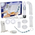 Набор из 9 игрушек Crystal Clear Set