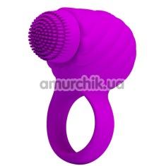 Виброкольцо Pretty Love Florence, фиолетовое - Фото №1