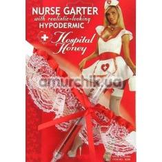 Подвязка медсестры + шприц - Фото №1