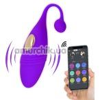 Виброяйцо Remote Control Vibrating Egg PL-APP886, фиолетовое - Фото №1