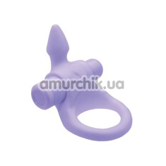 Виброкольцо REE Max Vibrating Cockring Lavender, фиолетовое - Фото №1
