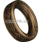 Эрекционное кольцо Dr. Roccos The Cox's Cog, бронзовое - Фото №1