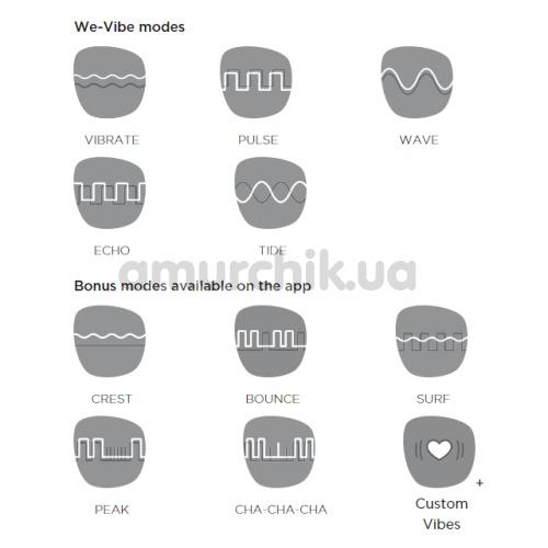 Вибратор We-Vibe Classic (ви вайб классик фиолетовый)