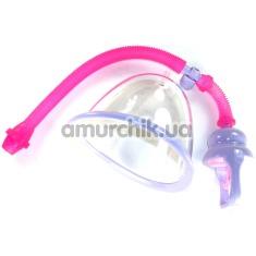 Вакуумная помпа для увеличения груди Breastersizer pump - Фото №1