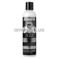 Лубрикант Master Series Jizz Water Based Cum Scented Lube, 250 мл