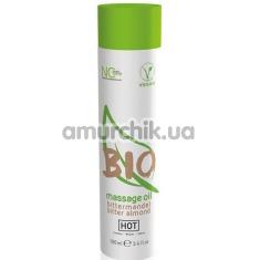 Массажное масло Hot Bio Massage Oil Bittermandel, 100 мл - Фото №1