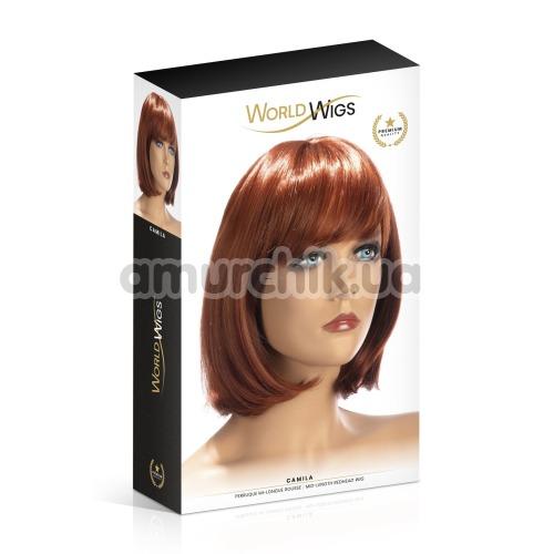 Парик World Wigs Camila, рыжий