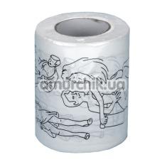 Туалетная бумага - прикол Souvenirs - Фото №1