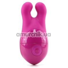 Клиторальный вибратор Body & Soul Connection, розовый - Фото №1
