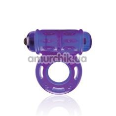Виброкольцо Buzzin' Cuzzin', фиолетовое - Фото №1