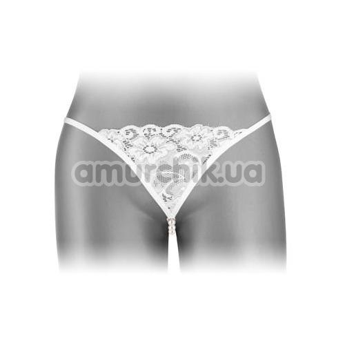 Трусики-стринги Fashion Secret Venusina, белые - Фото №1