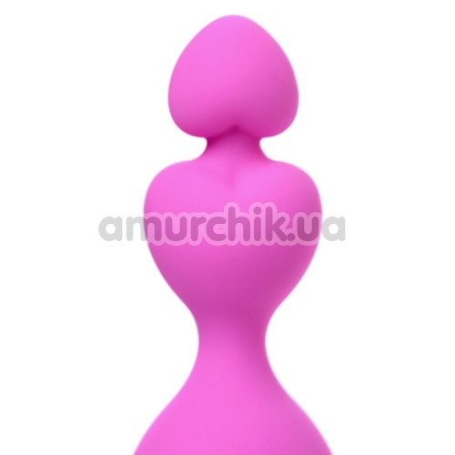 Анальная цепочка ToDo Anal Beads Sweety, розовая