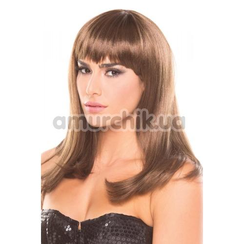 Парик Be Wicked Wigs Hollywood Wig, коричневый