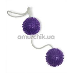 Виброшарики Vibratone Soft Balls фиолетовые