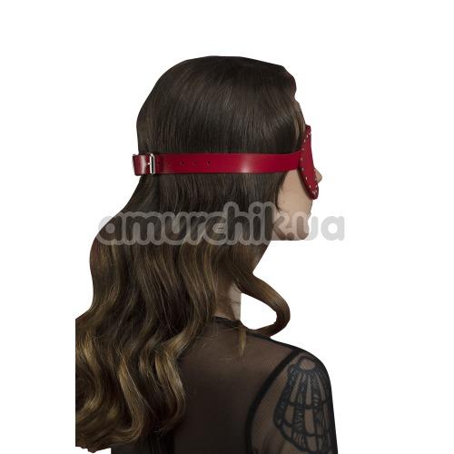 Маска Feral Feelings Blindfold Mask, красная
