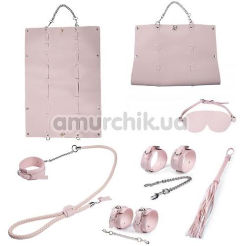 Бондажный набор Bondage Set, розовый