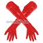 Перчатки Late X Handschuhe, красные - Фото №1