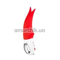 Вибратор Fun Factory Volta Vibrator, красный - Фото №1